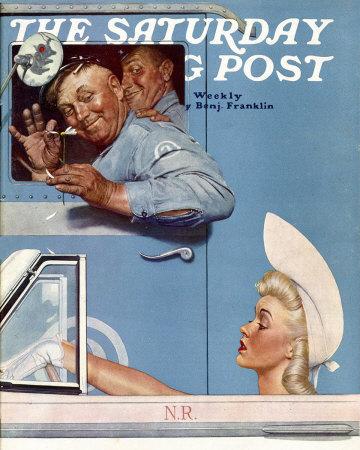 magazine cover 1941