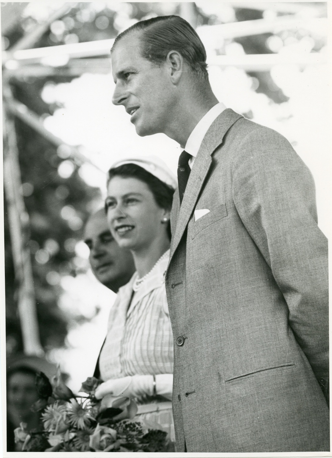 Prince Philip 1954